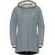 VAUDE Cyclist Softshell Jacket Women pewter grey